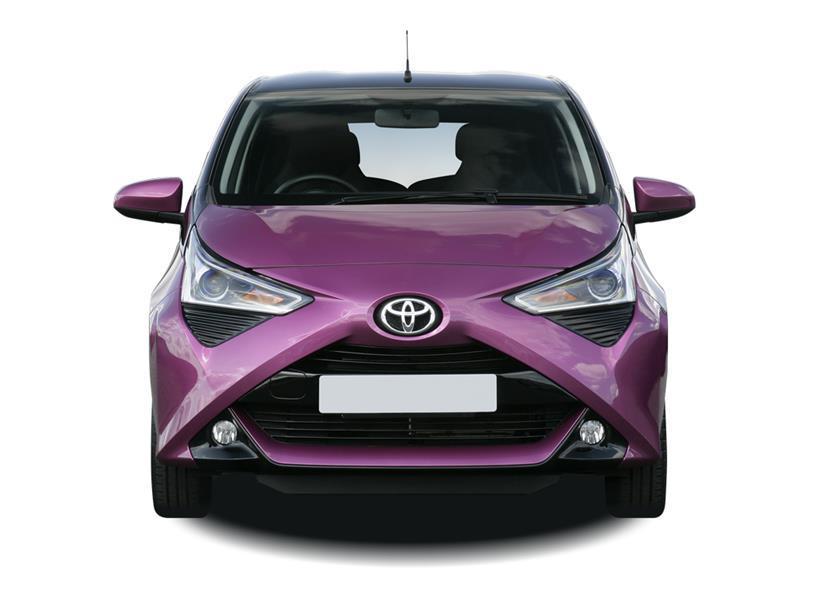 Toyota Aygo Hatchback 1.0 VVT-i X-Play TSS 5dr