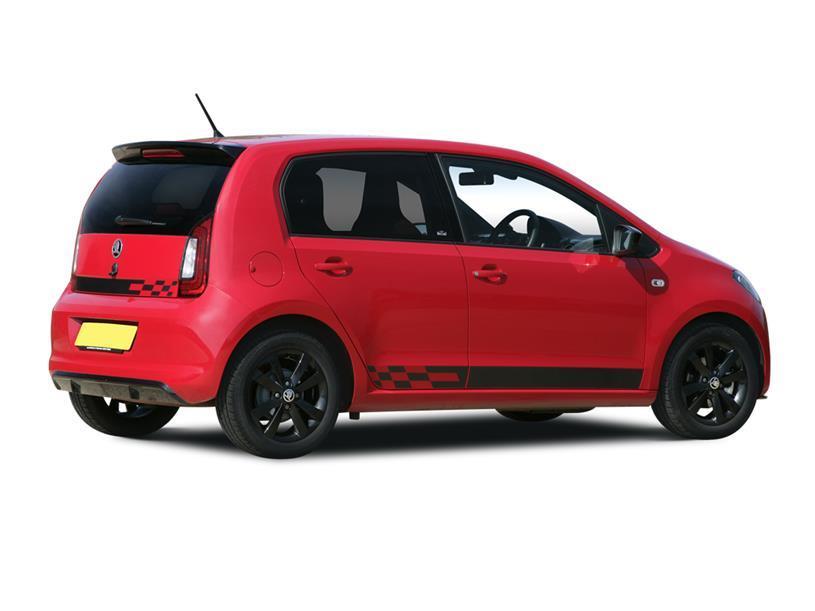 Skoda Citigo Hatchback 1.0 MPI GreenTech S 5dr