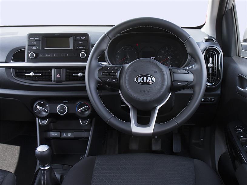 Kia Picanto Hatchback 1.0 1 5dr [4 seats]