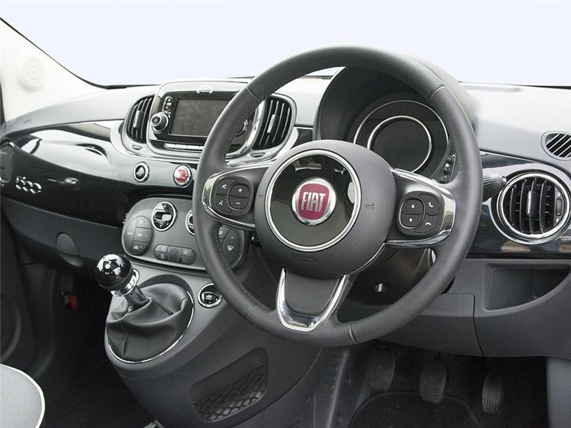 Fiat 500 Hatchback Special Editions 1.0 Mild Hybrid Hey Google 3dr