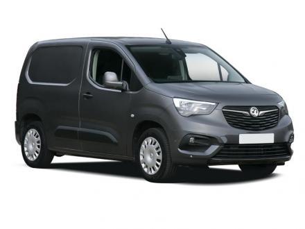 Vauxhall Combo Cargo L1 Diesel 2000 1.5 Turbo D 100ps H1 Edition Van