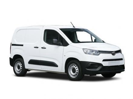 Toyota Proace City L1 Diesel 1.5D 75 Active Van [Smart Cargo]